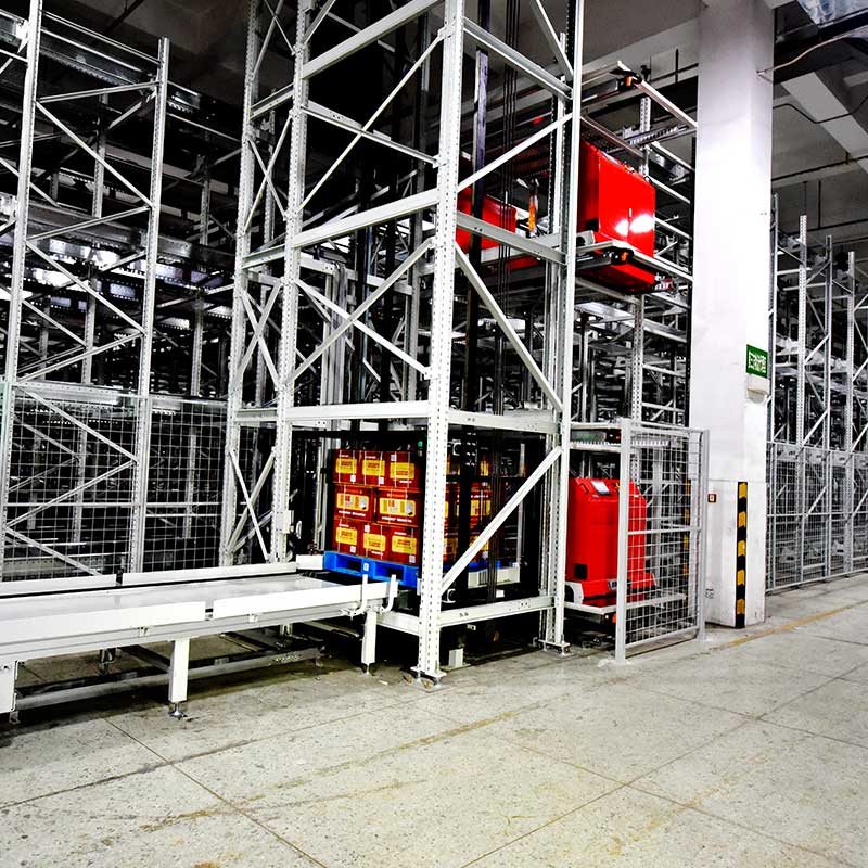 Automatic High Density Storage System