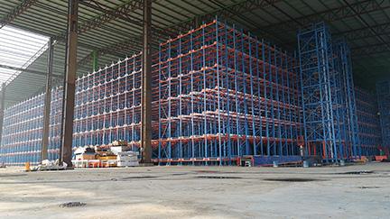 Emami Agrotech Ltd.-自动高密度存储系统和堆垛机立体库系统